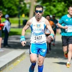 Helsinki Half Marathon - Marco Trodini (2431)