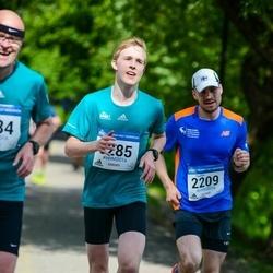 Helsinki Half Marathon - Anton Röyskö (3285)