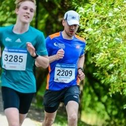 Helsinki Half Marathon - Tuukka Silmonen (2209)