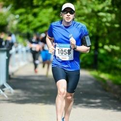 Helsinki Half Marathon - Marios Kerkemezos (1058)