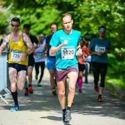 Helsinki Half Marathon - Tony Karppinen (1020)