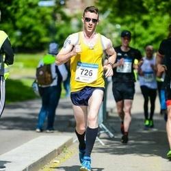 Helsinki Half Marathon - Jamie Henebry (726)