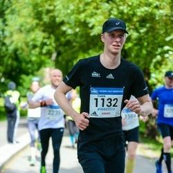 Helsinki Half Marathon - Fredrik Kontinen (1132)