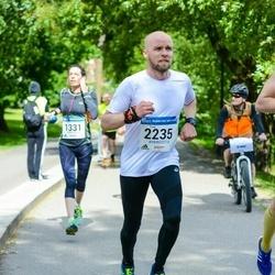 Helsinki Half Marathon - Toni Sisso (2235)