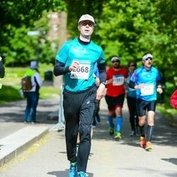Helsinki Half Marathon - Veijo Åberg (2668)