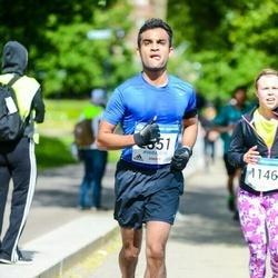 Helsinki Half Marathon - Satya Tagat (2351)