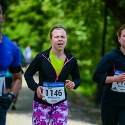 Helsinki Half Marathon - Elisa Korhonen (1146)