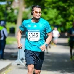 Helsinki Half Marathon - Ronald Santos (2145)