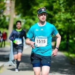 Helsinki Half Marathon - Jarno Maimonen (1515)