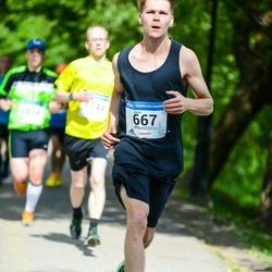 Helsinki Half Marathon - Jarno Hartikainen (667)