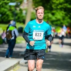 Helsinki Half Marathon - Pelle Huuhtanen (822)