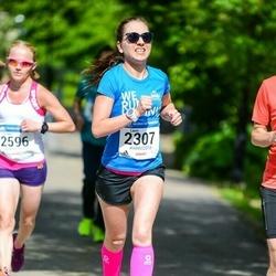 Helsinki Half Marathon - Laura Sunila (2307)