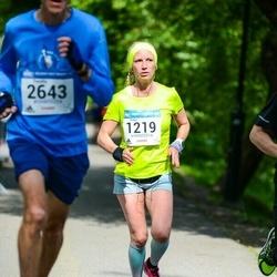Helsinki Half Marathon - Katja Kujo (1219)