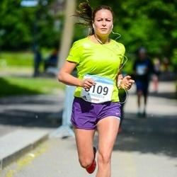 Helsinki Half Marathon - Heidi Tainio (3109)