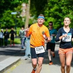 Helsinki Half Marathon - Sami Sundström (2304)
