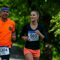 Helsinki Half Marathon - Katri Djerf (503)