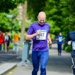 Helsinki Half Marathon - Teemu Huikuri (807)