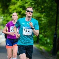 Helsinki Half Marathon - Mikko Yli-Kahila (3170)
