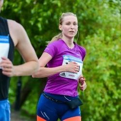 Helsinki Half Marathon - Johanna Pöyhönen (1950)