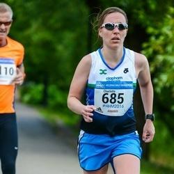 Helsinki Half Marathon - Charlotte Healy (685)
