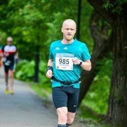 Helsinki Half Marathon - Antti Kalola (985)