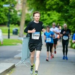 Helsinki Half Marathon - James Prevett (2998)