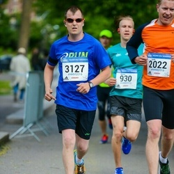 Helsinki Half Marathon - Kristian Torkkel (3127)