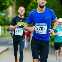 Helsinki Half Marathon - Nicolas Delepaut (2709)