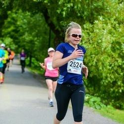 Helsinki Half Marathon - Sanna Vatjus (2524)