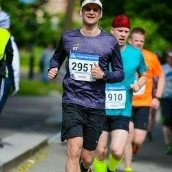 Helsinki Half Marathon - Juho Nirkkonen (2951)