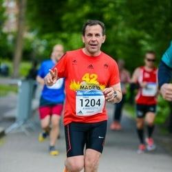 Helsinki Half Marathon - Valerii Kriukov (1204)