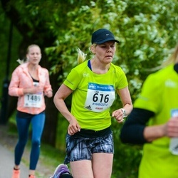Helsinki Half Marathon - Lilja Grönroos (616)