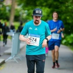 Helsinki Half Marathon - Tatu Harviainen (674)