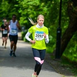 Helsinki Half Marathon - Johanna Saari (2092)