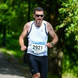 Helsinki Half Marathon - Cédric Medarian (2921)