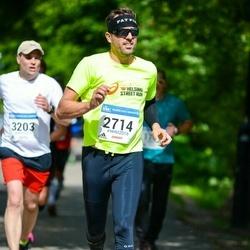 Helsinki Half Marathon - Pekka Eerola (2714)