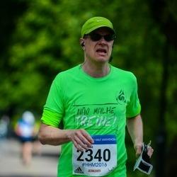 Helsinki Half Marathon - Markku Säkkinen (2340)