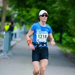 Helsinki Half Marathon - Nina Kujanpää (1218)