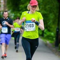 Helsinki Half Marathon - Suvi Saarnio (2103)