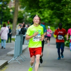 Helsinki Half Marathon - Matti Ylitalo (2654)
