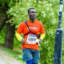 Helsinki Half Marathon - Ishamel Lamptey (2869)