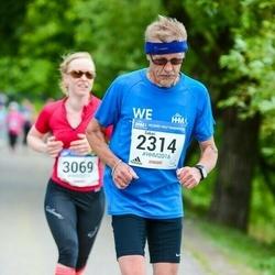 Helsinki Half Marathon - Sakari Suontaka (2314)