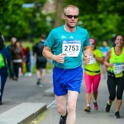 Helsinki Half Marathon - Tommi Hirsivaara (2753)
