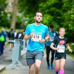 Helsinki Half Marathon - Alex Clark (478)
