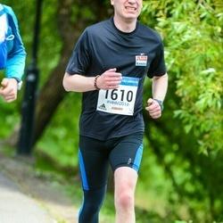 Helsinki Half Marathon - Heikki Mustonen (1610)