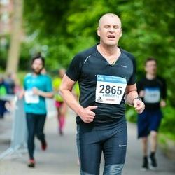 Helsinki Half Marathon - Matti Laaksonen (2865)