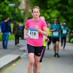 Helsinki Half Marathon - Kathryn Berry (418)