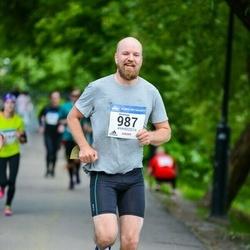Helsinki Half Marathon - Jeremias Kangas (987)