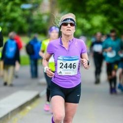 Helsinki Half Marathon - Tuire Tuomenoja (2446)