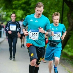 Helsinki Half Marathon - Jere Nivukoski (1699)